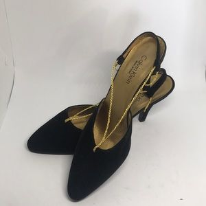 Calvin Klein Made in Italy Heel; Size 9.5M